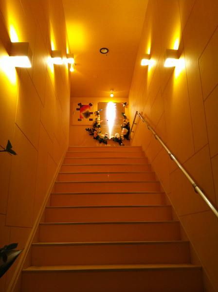 ONE POINT-階段