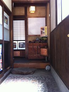 ONE POINT-04_紗々玄関